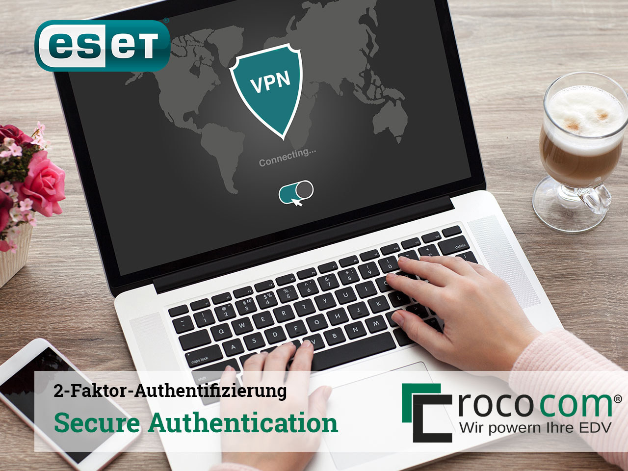 Secure Authentication: Ihre 2-Faktor-Authentifizierung