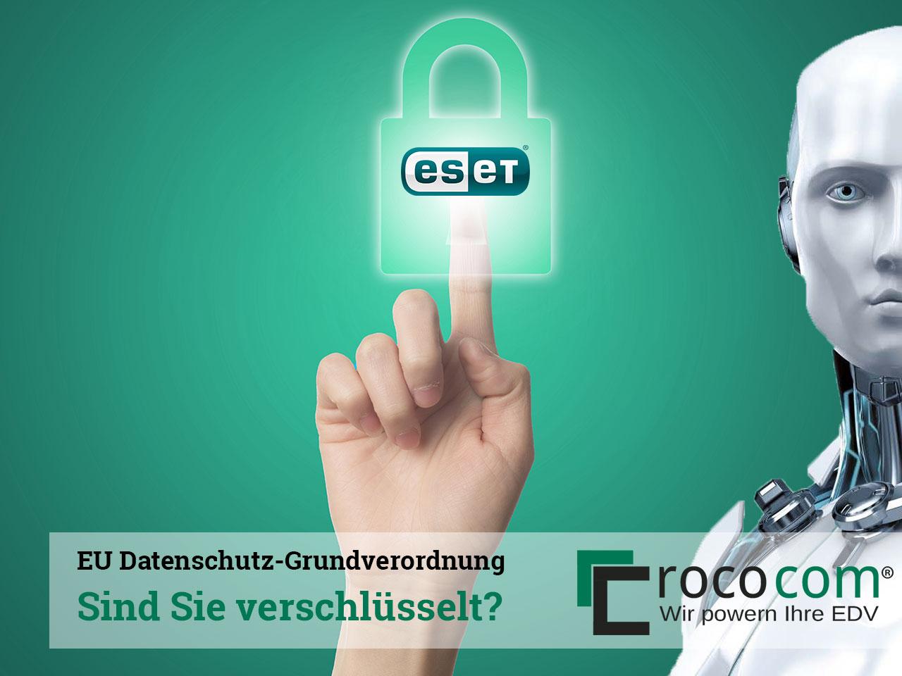 EU Datenschutz-Grundverordnung: Sind Ihre Daten bereits verschlüsselt?