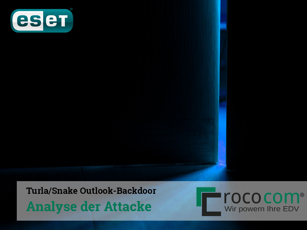 Turla/Snake: Outlook Backdoor – Analyse der Attacke