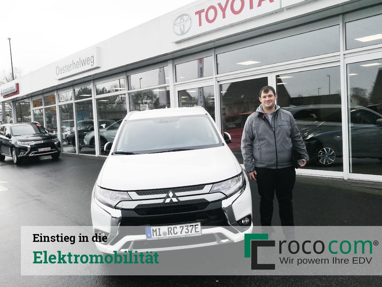 Einstieg in die Elektromobilität
