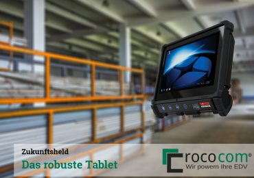 Das robuste Tablet