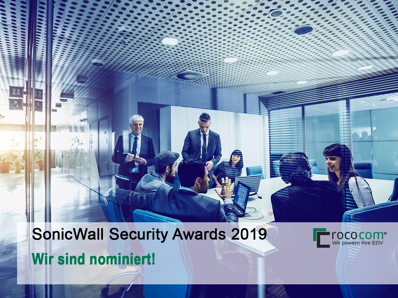 SonicWall Security Awards 2019
