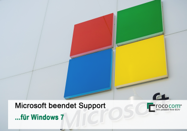 Support für Windows 7 endet